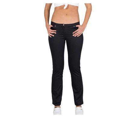 pantalón negro elástico muy cómodo