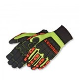 0950 Striker X Impact Mechanics Water Resistant Glove, Pair