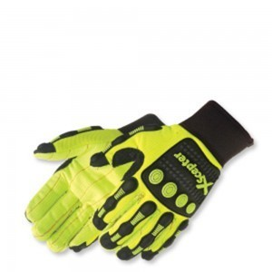 0928 XScepter Impact Gloves, Pair