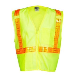 ML Kishigo 1076 ORALITE All Mesh Lime Vest