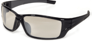 INOX 1720T/AF Eclipse Indoor/outdoor Lens with Black Frame