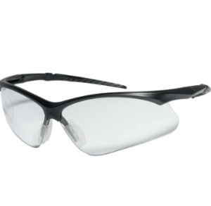 INOX 1757C Roadster II Clear Lens with Black Frame