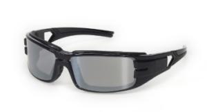 INOX 1772T Trooper  Indoor/Outdoor Lens (anti-fog) With Black Frame