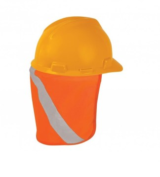 ML Kishigo 2809 Orange Hard Hat Nape Protector