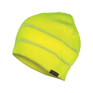 ML Kishigo 2826 Lime Knit Beanie