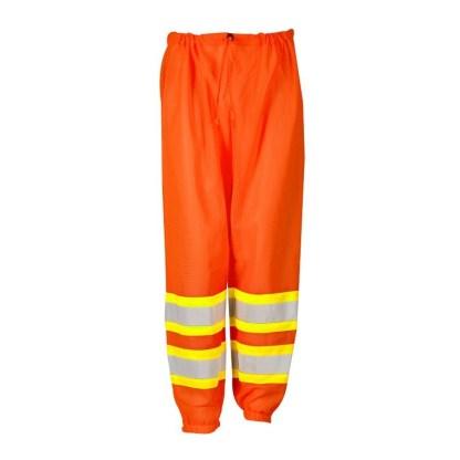 ML Kishigo 3116 Class E Orange Contrasting Mesh Pants