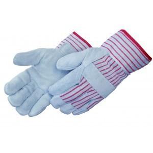 Liberty Gloves 3270SQ StandardShoulder Leather Palm Glove with 2 1/12 Cuff, Dozen-1