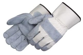Liberty Gloves 3514 Kevlar Thead Sewn Double Palm & Finger Glove 4 1/2 inch Gauntlet, Dozen