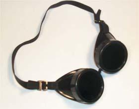 "Welding Goggles 2"" x 4"" soft frame"