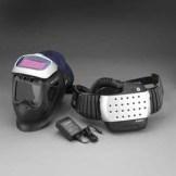 3M Adflo PAPR High Efficiency Systems with Speedglas FlexView HWR Helmet and ADF 9002X - HE w/ FlexView System Helmet w/ SideWindows