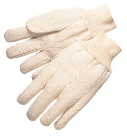 4512 Heavey Duty 12oz Cotton Canvas Gloves, Dozen
