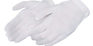 4601Q Tricot Nylon Inspection Glove, Dozen