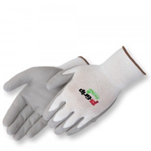 P4639 Gray Ultra-Thin Polyurethane Coated Palm Glove, Dozen
