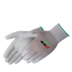 P-Grip 4639G Ultra Thin Polyurethane Palm Coated Gloves, Dozen