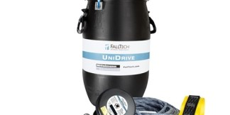 FALLTECH 6813150K 150ft CRANE RESCUE AND DESCENT KIT WITH SEALED BARREL