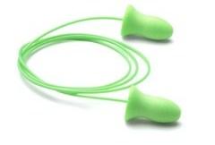 6970 Meteors Disposable Earplugs  Corded NRR28 100ct