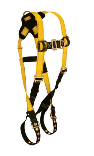 FallTech 7021FD Journeyman Full Body Harness