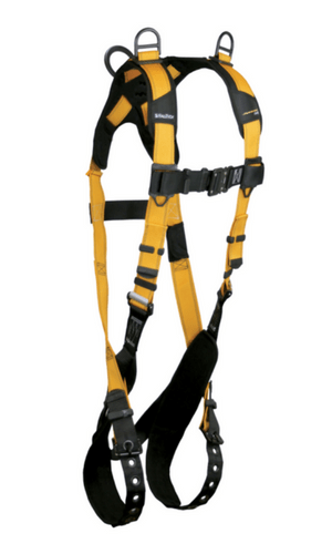 FallTech 7027B Journeyman FLEX Aluminum Full Body Harness