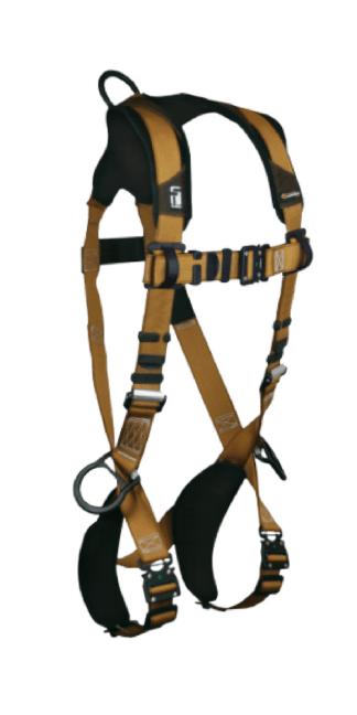 FALLTECH 7082B3D Non-Belted ComforTech GEL Harness