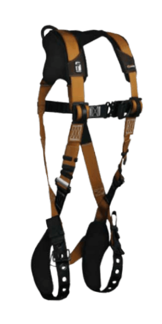 FALLTECH 7083BFD Non Belted, Climbing Harness