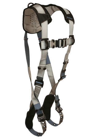 FallTech 7086 FlowTech Standard 1-D Full Body Harness/ Non-belted