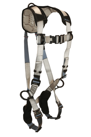 FlowTech 7092 Standard 3-D Full Body Harness/ Non-belted