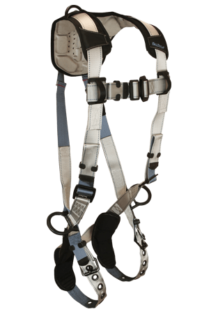 FallTech FlowTech 7093 Standard 3-D Full Body Harness/ Non-belted