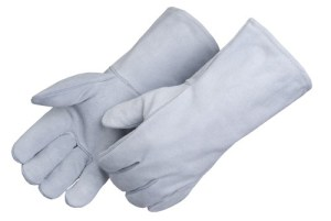Liberty Gloves E7270 Economy Select Shoulder Kevlar Sewn Welders Glove, Dozen