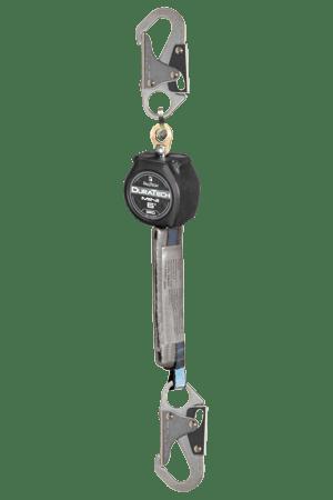 72706SD1 6ft Mini SRD Single-Leg Steel Snap Hook and Steel Snap Hook