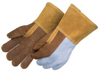 Liberty Gloves 7684 Foundry Welding Gloves, Dozen