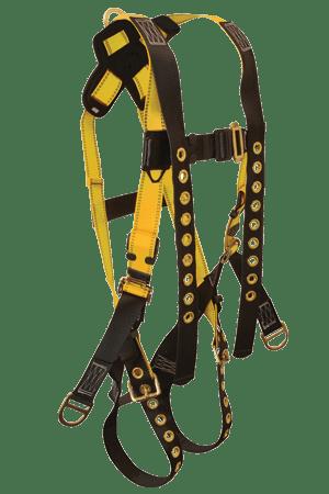 FallTech RoughNeck 8016 3-D Full Body Harness Derrick Non-belted