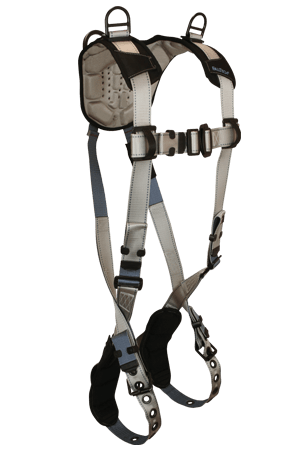 Flowtech 8097 Standard 3-D Full Body Harness/ Non-belted