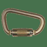 FallTech 8445 Compact Twist Lock Carabiner