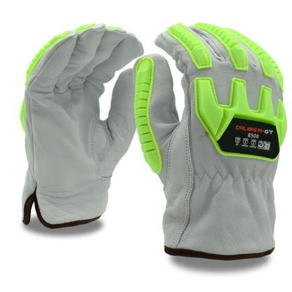 CALIBER-GT 8506 Driver Goatskin Impact & A5 Cut Level Glove