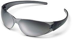 MCR CK117 CK1 Silver Mirror Safety Glasses