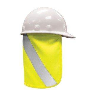 ML Kishigo F2802 Lime FR Hard Hat Nape Protector