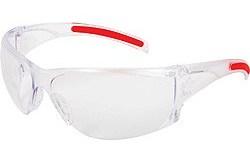 HK110 Hellkat Clear Leans Safety Glasses