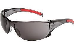 HK112AF Hellkat Gray Anti-Fog Lens Safety Glasses