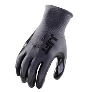 Palmer Black Nitrile Glove GPR-6K , Pair