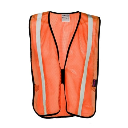 ML Kishigo P-V26 Orange Mesh Vest