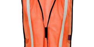 ML Kishigo P-V26 Orange Mesh Vest