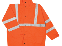 ML Kishigo RW111 Class 3 Orange Rainsuit