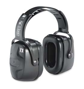 Thunder Noise-Blocking Earmuffs - T3H Thunder, cap-mount