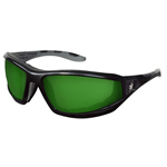 RP2130 Reaper - Black frame with green TPR 3.0 filter Lens