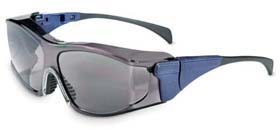 Uvex Ambient OTG Safety Glasses - Uvex Ambient