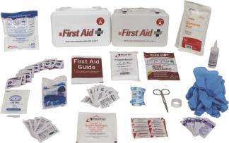 First Aid Equipment Supplies