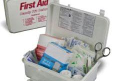 Prostat 10 Person Unit Plastic First Aid Kit 0796