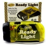 MayDay 11013 Mayday Ready Light Dynamo Flashlight