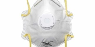 1895NV N95 Particulate Respirator with Valve, 10ct