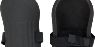 1920 Black Foam Knee Pads